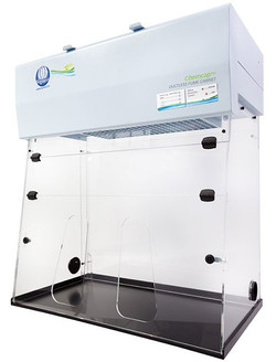 Ductless Chemical Cabinet