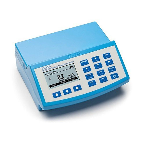 HI-83305-02 Multi-parameter Photometer & pH Meter for Boiling and Cooling towers
