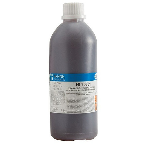 HI-70631L Alkaline Cleaning Solution for Meat Grease & Fats