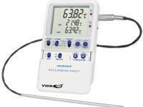 Data logging ULT freezer thermometers, Traceable®, excursion trac