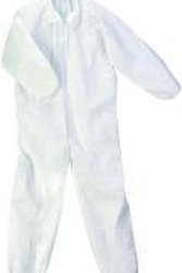Cleanroom overalls, VWR Basic, SMS