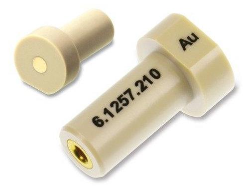 Au working electrode 3mm