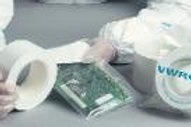 Cleanroom tapes