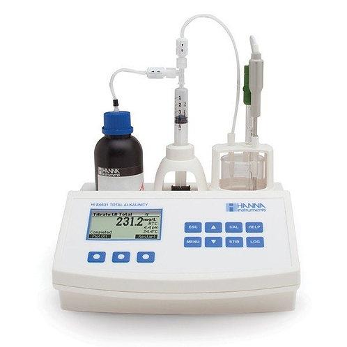 HI-84531-02 Total Alkalinity mini titrator for water analysis