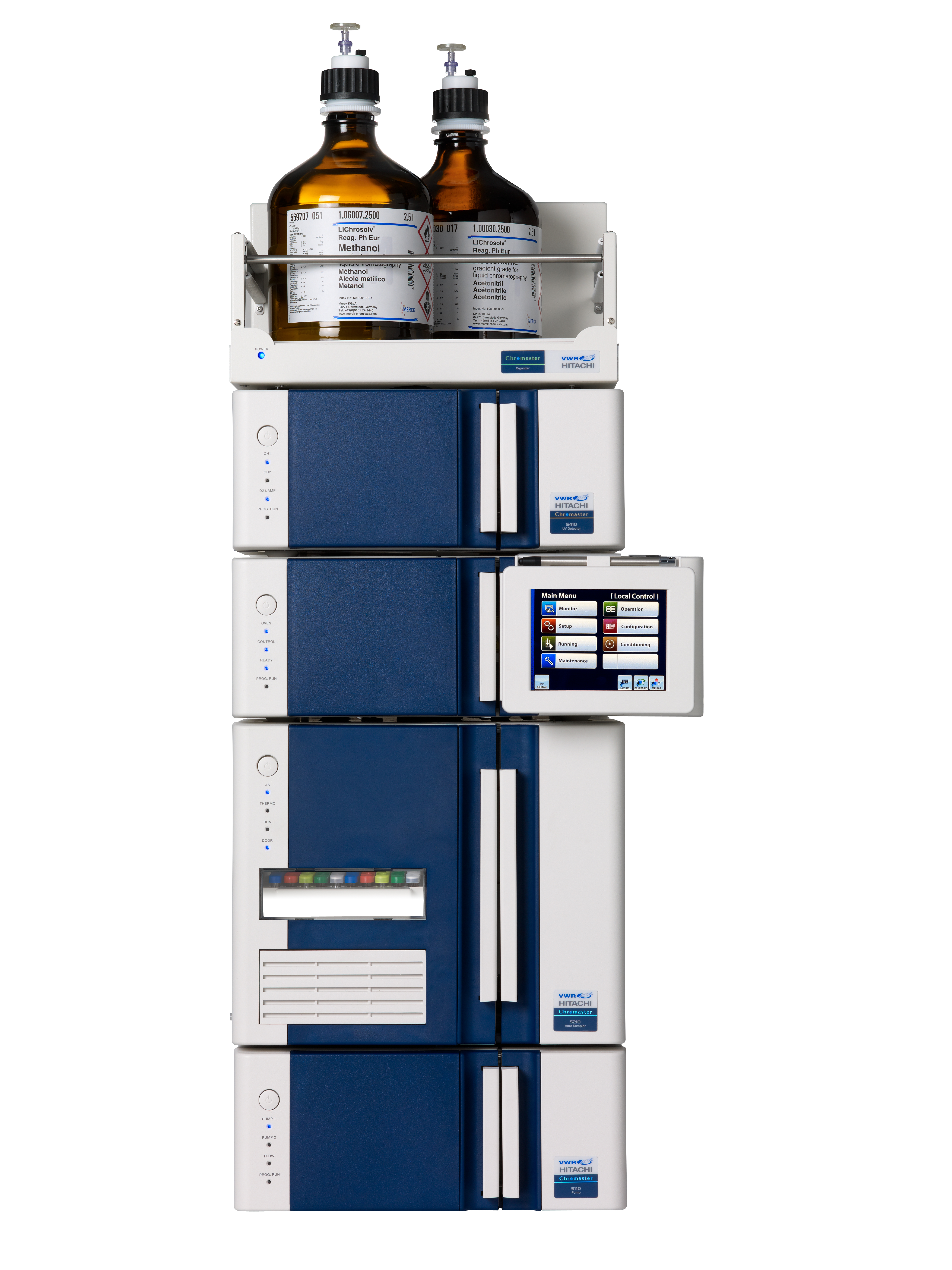 VWR HPLC system, Chromaster