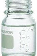 1000 mL Btl, Lab 45, Clr Type I, No Cap, 1 Case
