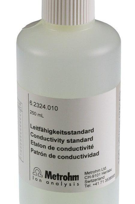 Conductivity standard 100 uS/cm 250 mL