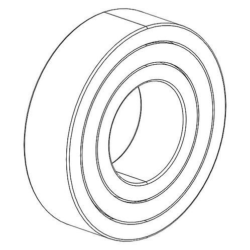 Ball bearing 15x32x9 6002-2Z
