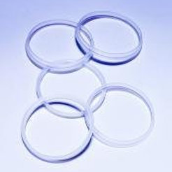 CLEAR POURING RING GLS80, Pack of 10