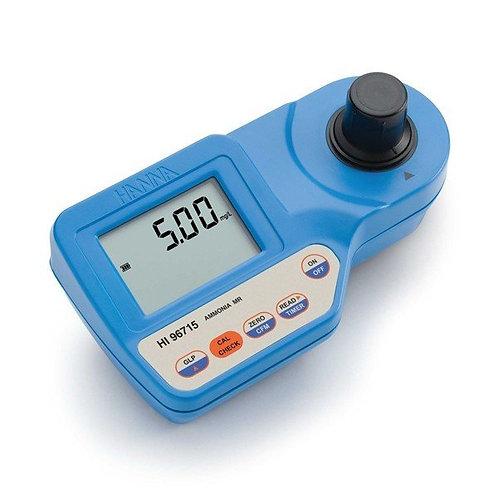 HI-96715 Ammonia Photometer, medium range with Cal Check�