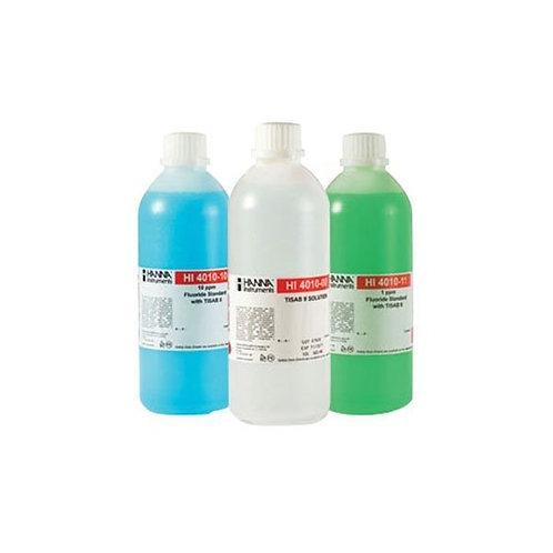 HI-4010-30 Fluoride Calibration Solution Kit