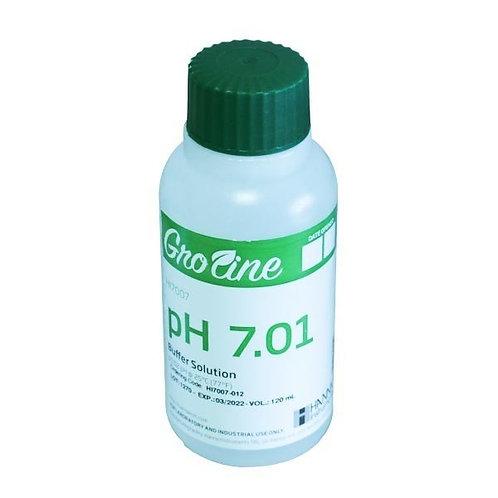 HI-7007-012 GroLine Calibration Solution pH 7.01, 120ml