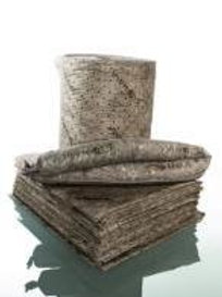 Absorbents - mats, rolls and socks for oil, water and chemical-based spills