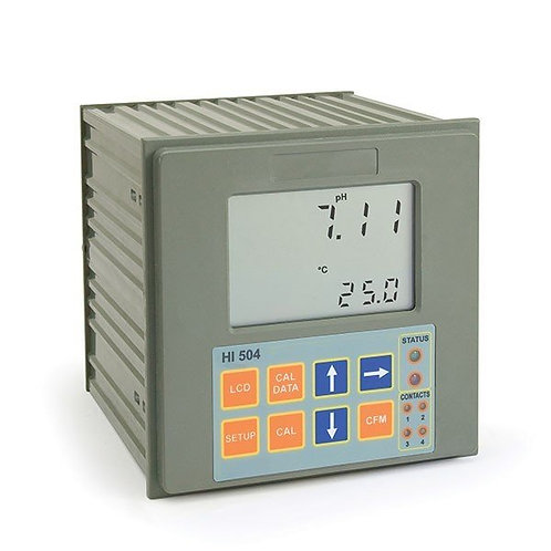 HI-504112-2 pH/ORP Digital Controller