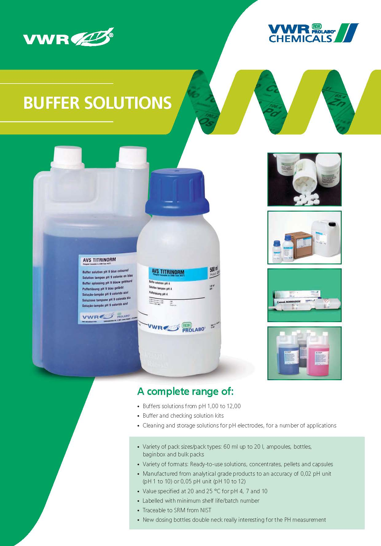 Chemicals | LS Scientific Limited | Laboratory Solutions