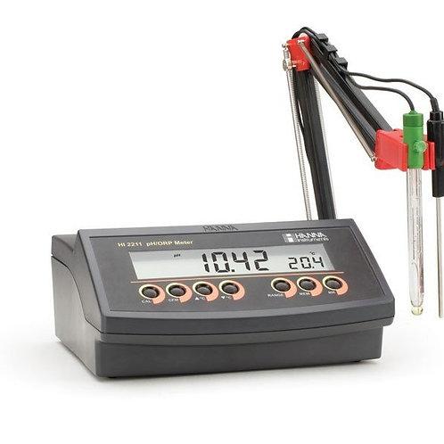 HI-2211 Bench Top pH & mV Meter