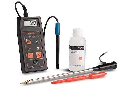 HI-993310 Direct Soil Conductivity Kit