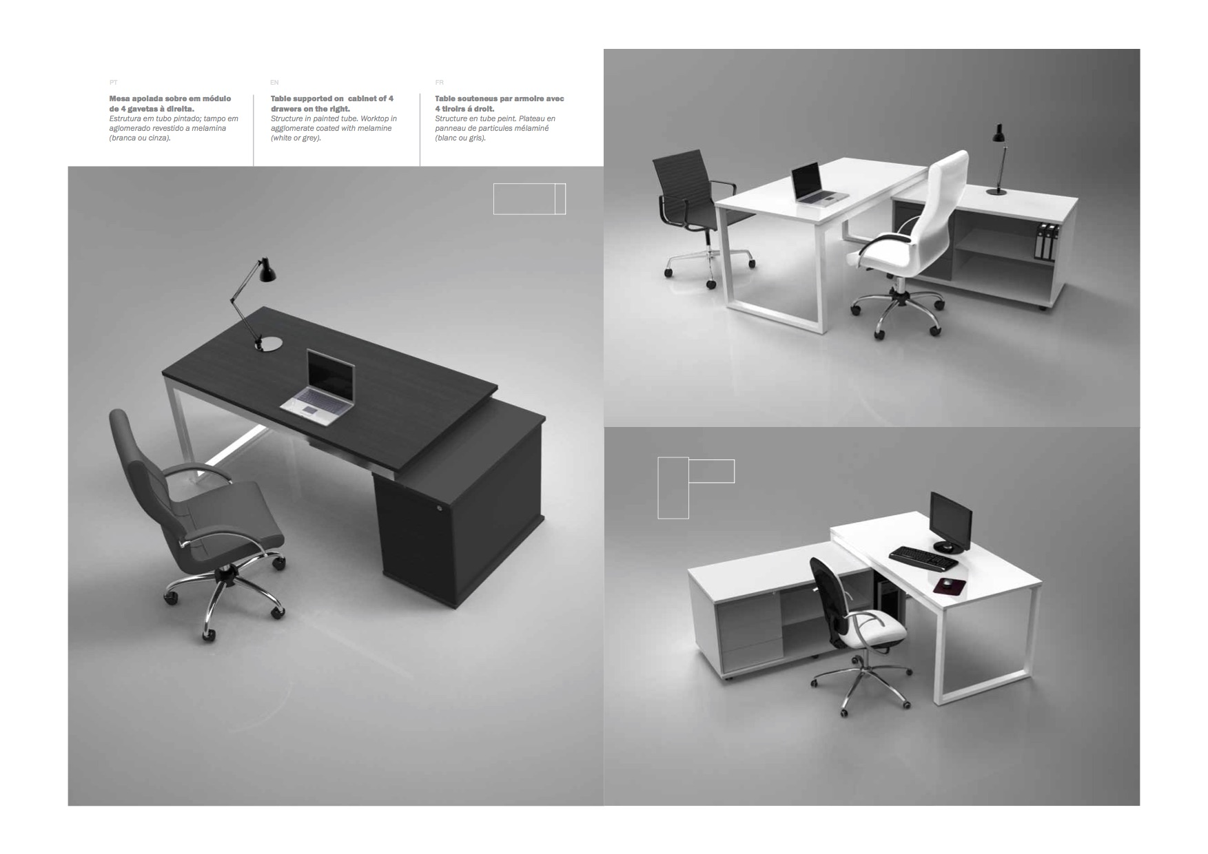 Laboratory Office Furniture