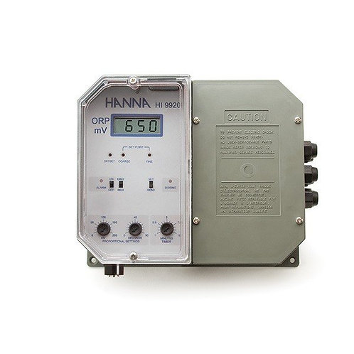 HI-9920-2 Wall Mounted ORP Controller with Proportional Dosage