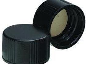 38-430 CAP PHEN BLK PE CONE LN, 1 Case