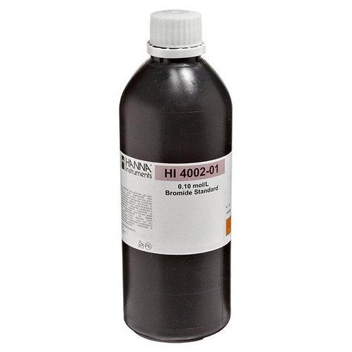 HI-4002-01 0.1 M Bromide Standard, 500mL