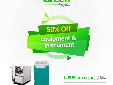 The Green Project - Equipment