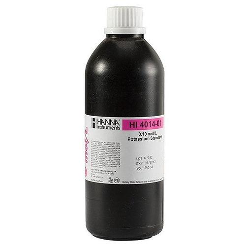 HI-4014-01 0.1 M Potassium standard