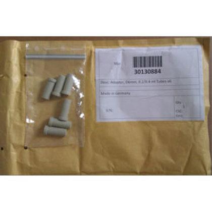 Adapter, D6mm, 0.2/0.4ml Tubes x6