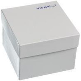 Cryoboxes with dividers
