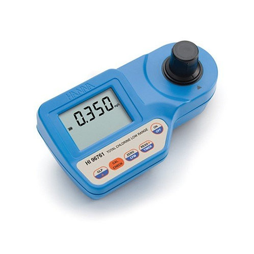 HI-96761 Total Chlorine Photometer, Ultra Low Range