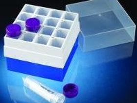 Cryoboxes for centrifuge tubes