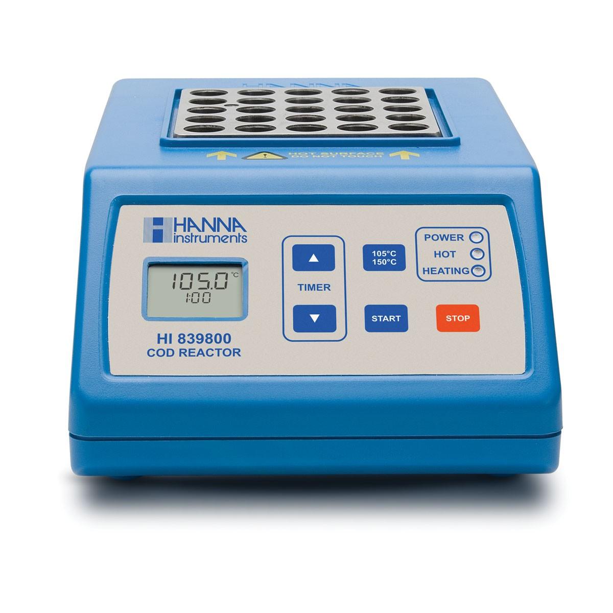 Hanna - HI-839800 25 Vial Thermo-Rea