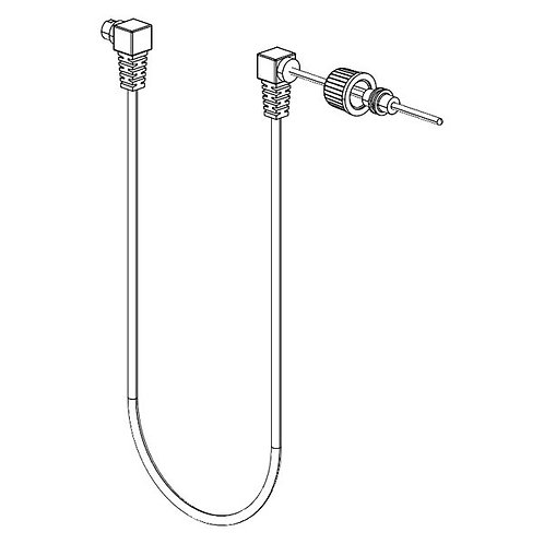 Automatic distillation probe