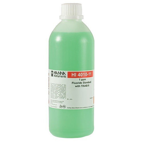 HI-4010-11 1 ppm Fluoride Standard with TISAB II