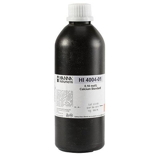 HI-4004-01 0.1M Calcium Standard, 500mL