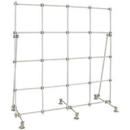 Clamp, Lab Frame, Aluminum, CLR-FRAMEAL