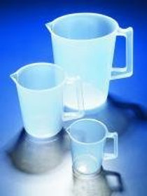 2000ML JUG MOULD GRAD AZLON PP, Pack of 1