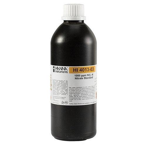 HI-4013-03 1000 ppm Nitrate Standard Solution
