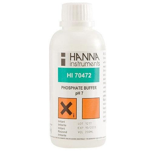HI-70472 Phosphate buffer pH 7 (250 mL)