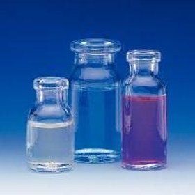 100ML BTL SERUM GLAS TYPEI AMB, 1 Case