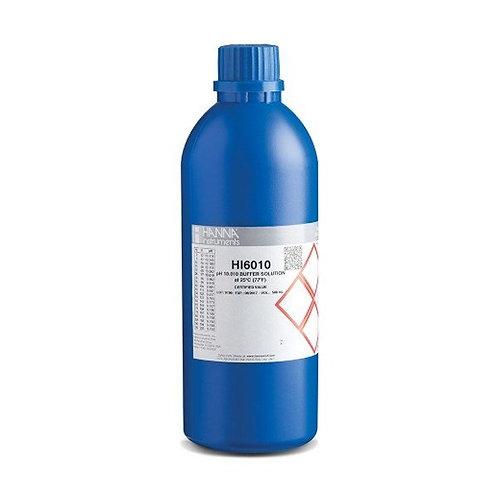 HI-6010 pH 10.010 Millesimal Buffer Solution (�0.002 pH), 500ml