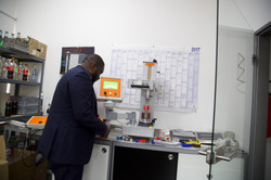 Installation of a Torque Tester