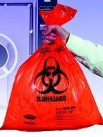 Bags, biohazard