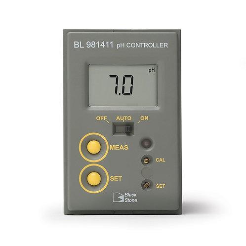 BL-981411-0 Mini Panel Mounted pH Controller