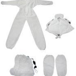 Cleanroom garment sets