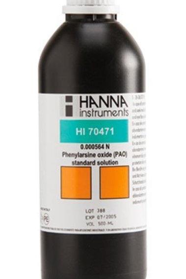 HI-70471 Phenylarsine Oxide (PAO) Standard Solution