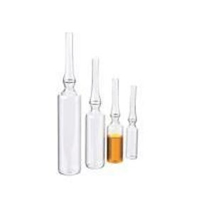 10 ML AMPULE, CLEAR, PRE-SCORE, 1 Case