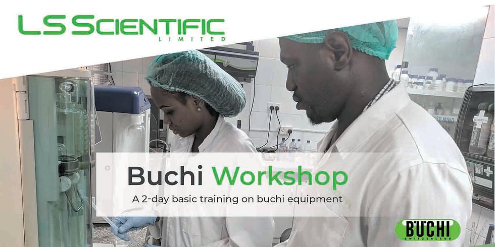 LS Scientific Buchi Workshop