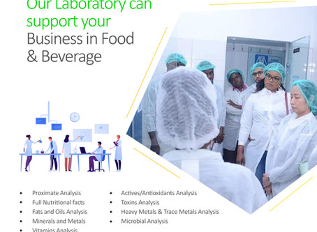 Food and Beverage Analysis with us is affordable and precise.