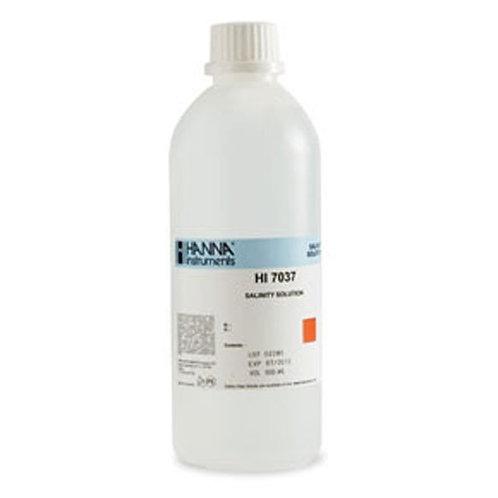 HI-7037L 100% Sodium Chloride (NaCl) Calibration Solution